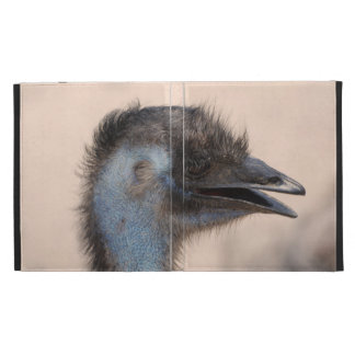 Emu Face iPad Folio Covers