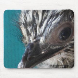 Emu Hatchling Mousepad