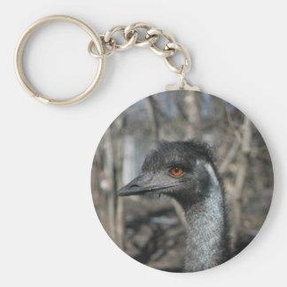 Emu Keychain
