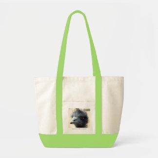 Emu, Looking at you... Tote Bag