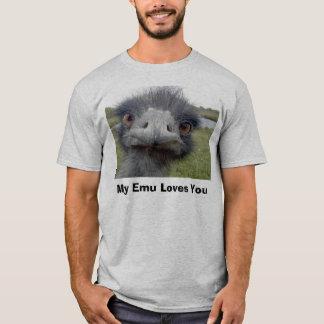 Emu Love T-Shirt
