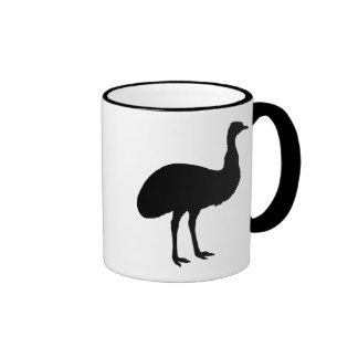Emu Ringer Coffee Mug