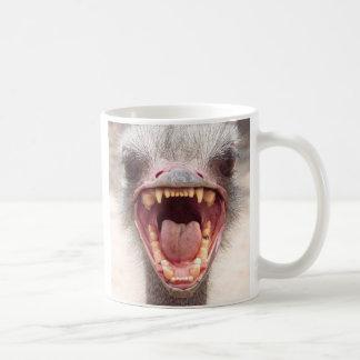 emu classic white coffee mug