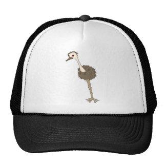 Emu Trucker Hat