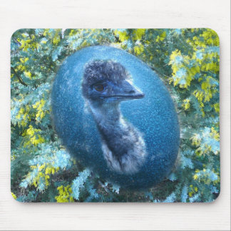 Emu  Wildlife Mouse Pad