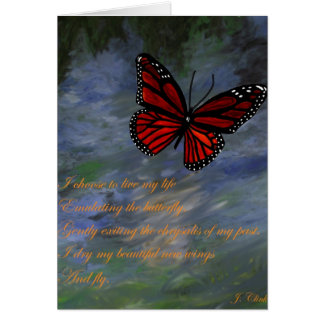 Emulating the Butterfly Card