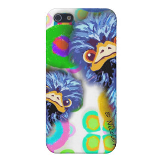 emus cover for iPhone SE/5/5s