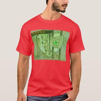 .Emus– Red Hill T-Shirt