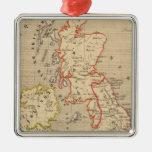 En 1100 de Angleterre, de Ecosse, de Irlande y del Ornamento De Reyes Magos