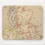 En 1100 de Angleterre, de Ecosse, de Irlande y del Mousepads