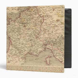 En 1809 del d'Italie del imperio Francais y de Roy