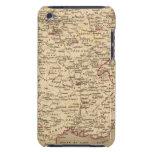 En 1809 del d'Italie del imperio Francais y de Roy Case-Mate iPod Touch Fundas