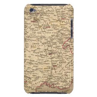 En 1809 del d'Italie del imperio Francais y de Roy iPod Touch Case-Mate Carcasa