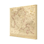 En 1809 del d'Italie del imperio Francais y de Roy Lienzo Envuelto Para Galerias