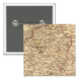 En 1809 del d'Italie del imperio Francais y de Roy Pin