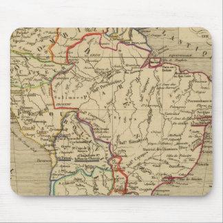En 1840 de Amerique Meridionale Alfombrilla De Ratones