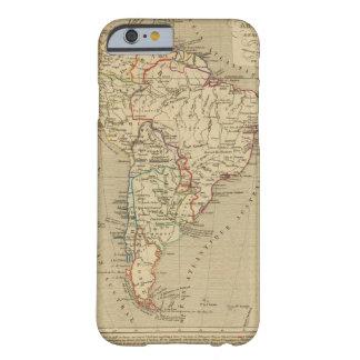 En 1840 de Amerique Meridionale Funda De iPhone 6 Barely There
