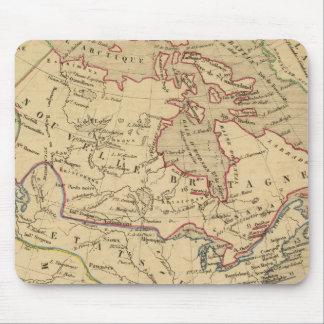 En 1840 de Amerique Septentrionale Tapetes De Raton