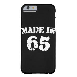 En 1965 iPhone hecho 6/6s Funda De iPhone 6 Barely There