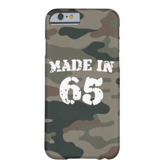 En 1965 iPhone hecho 6/6s Funda Para iPhone 6 Barely There