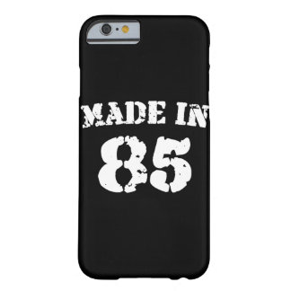 En 1985 iPhone hecho 6/6s Funda Barely There iPhone 6