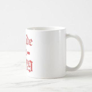 En 1989 diseños hechos taza