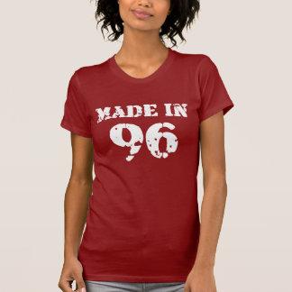En 1996 camisa hecha