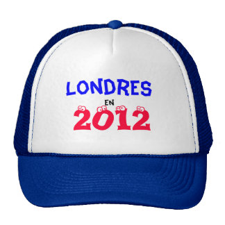 En 2012 de Londres Gorros