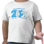 En 2012 MUCHACHO grande llevado V04 de las estrell Camisetas
