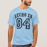 En 84 de Hecho Playera