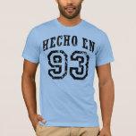 En 93 de Hecho Playera