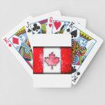 en al cielo, Canadá Cartas De Juego