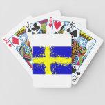 en al cielo, Suecia Cartas De Juego