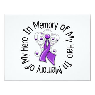 En alas del ángel de la enfermedad de Alzheimer Anuncio Personalizado