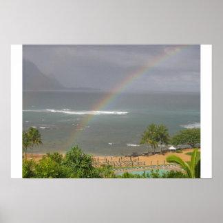 En alguna parte sobre el arco iris impresiones