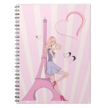En amor con el cuaderno de París