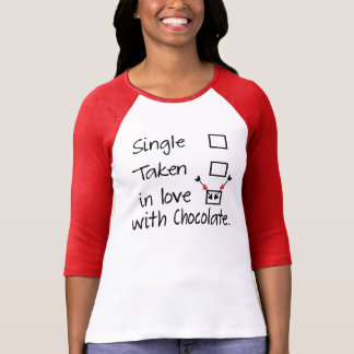 en amor con la camiseta de Bella de las mujeres