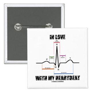 En amor con mi latido del corazón (electrocardiogr pins