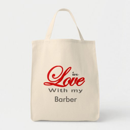 En amor con mi peluquero bolsas