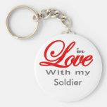 En amor con mi soldado llavero