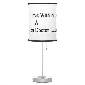 En amor con un doctor del león
