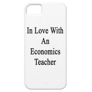 En amor con un profesor de la economía iPhone 5 Case-Mate coberturas
