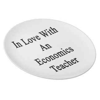 En amor con un profesor de la economía