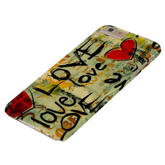 En amor funda barely there iPhone 6 plus