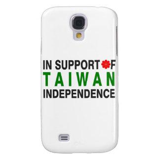 En apoyo de la independencia de Taiwán Samsung Galaxy S4 Cover