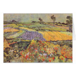 En Auvers de Vincent van Gogh Tarjetas