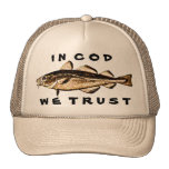 En bacalao confiamos en gorros