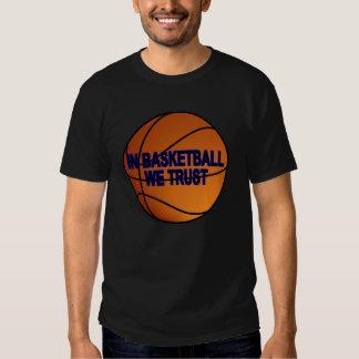 En baloncesto confiamos en el T-Shirts.png de las Camisas