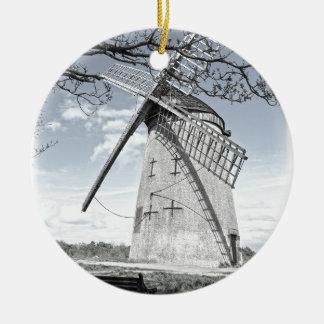 En Bidston Hill.jpg Ornamento Para Arbol De Navidad