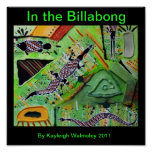 En Billabong Poster